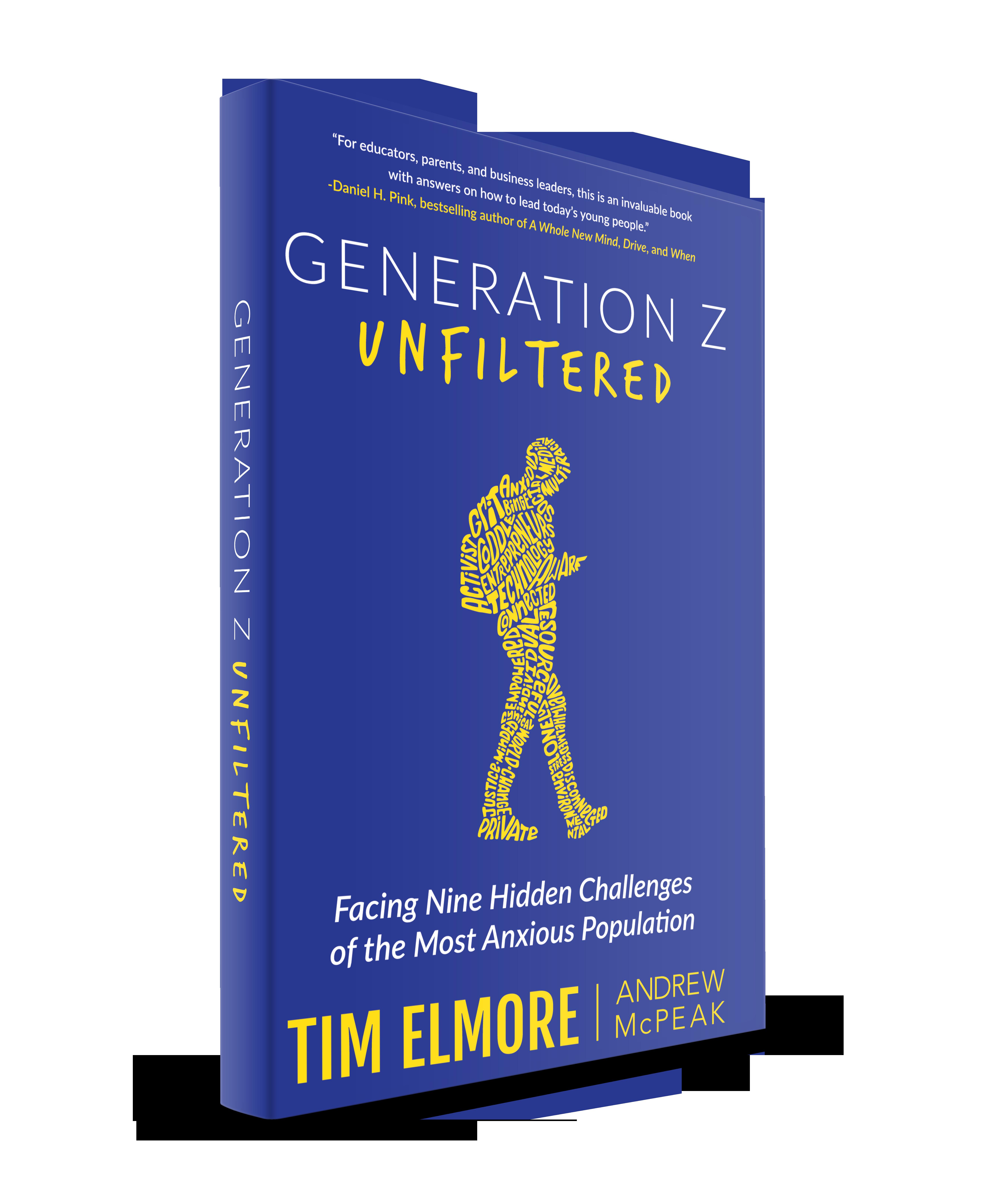 Generation Z Unfiltered mock up